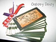The 25 Days of Love Fun – Day 6: Valentine Faves from Mommy Blog Land