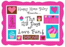 The 25 Days of Love Fun – Day 21 (Bonus!): My Secret Valentine