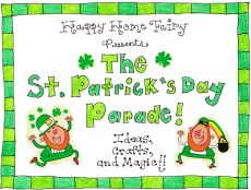 Happy St. Patrick's Day Happy Home Friends!