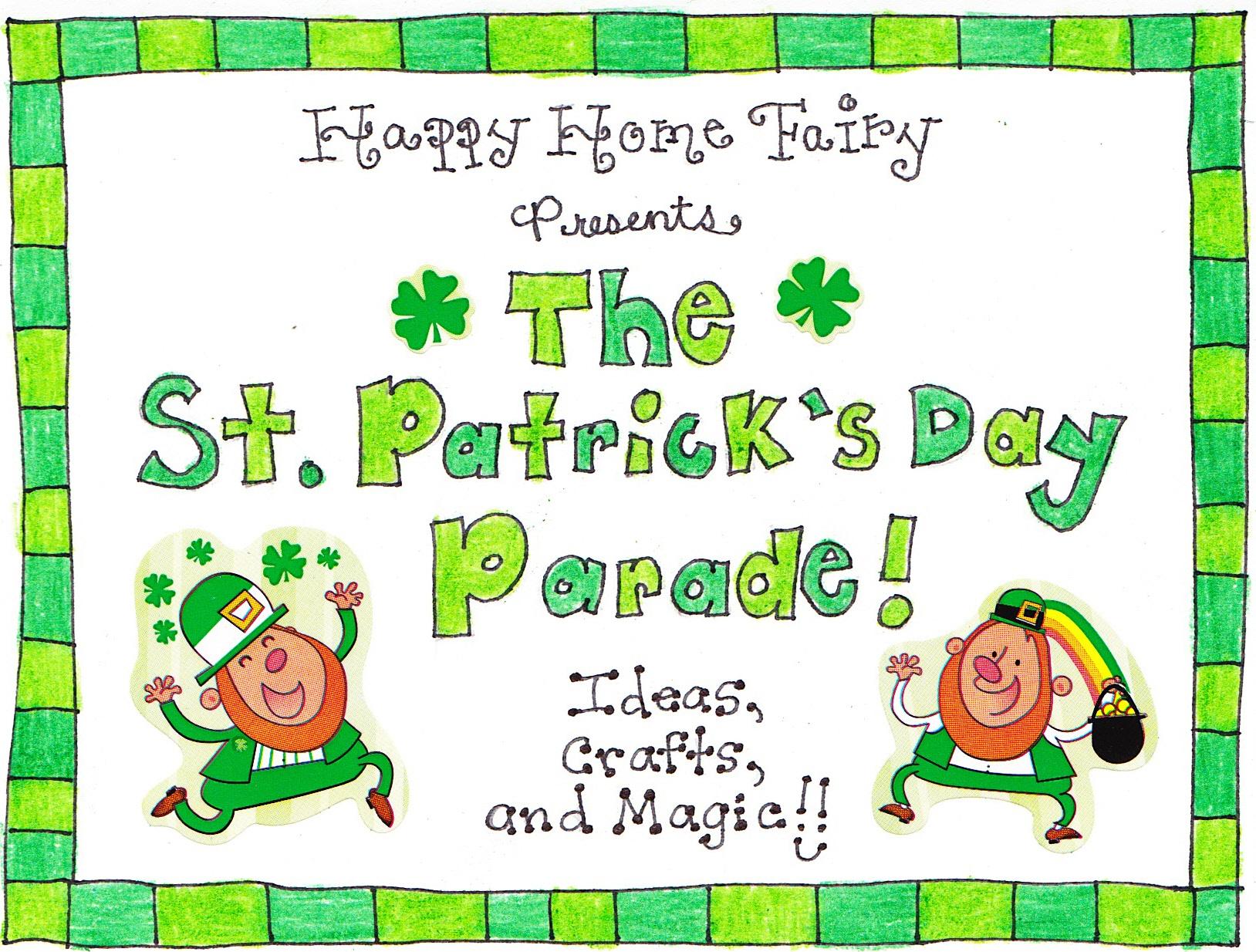 St Patrick S Day Lunch Box Jokes