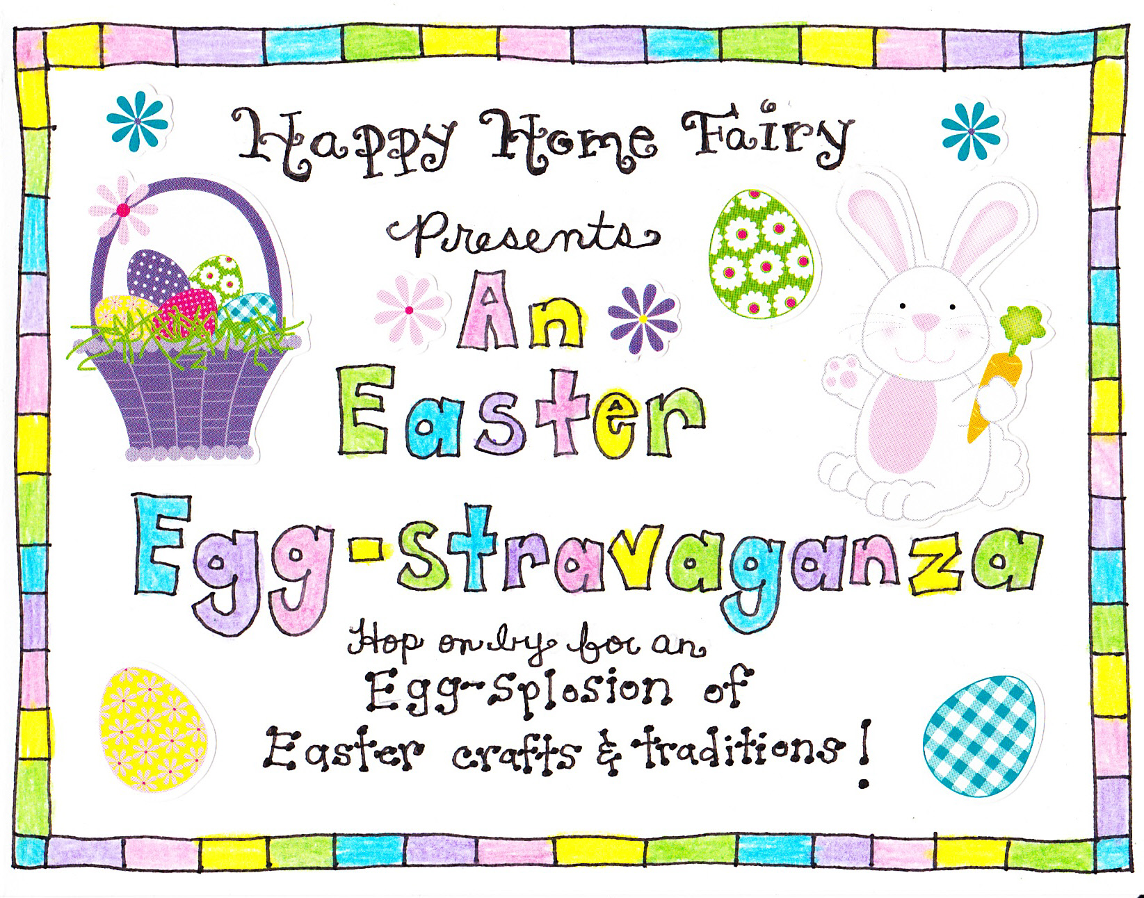 An easter basket for a mom happy home fairy an easter basket for a mom negle Image collections