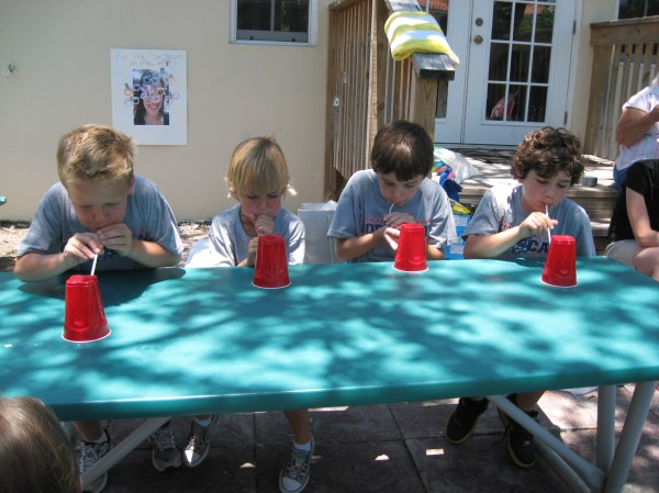 Minute To Win It - Games for Summer Fun! - Happy Home Fairy