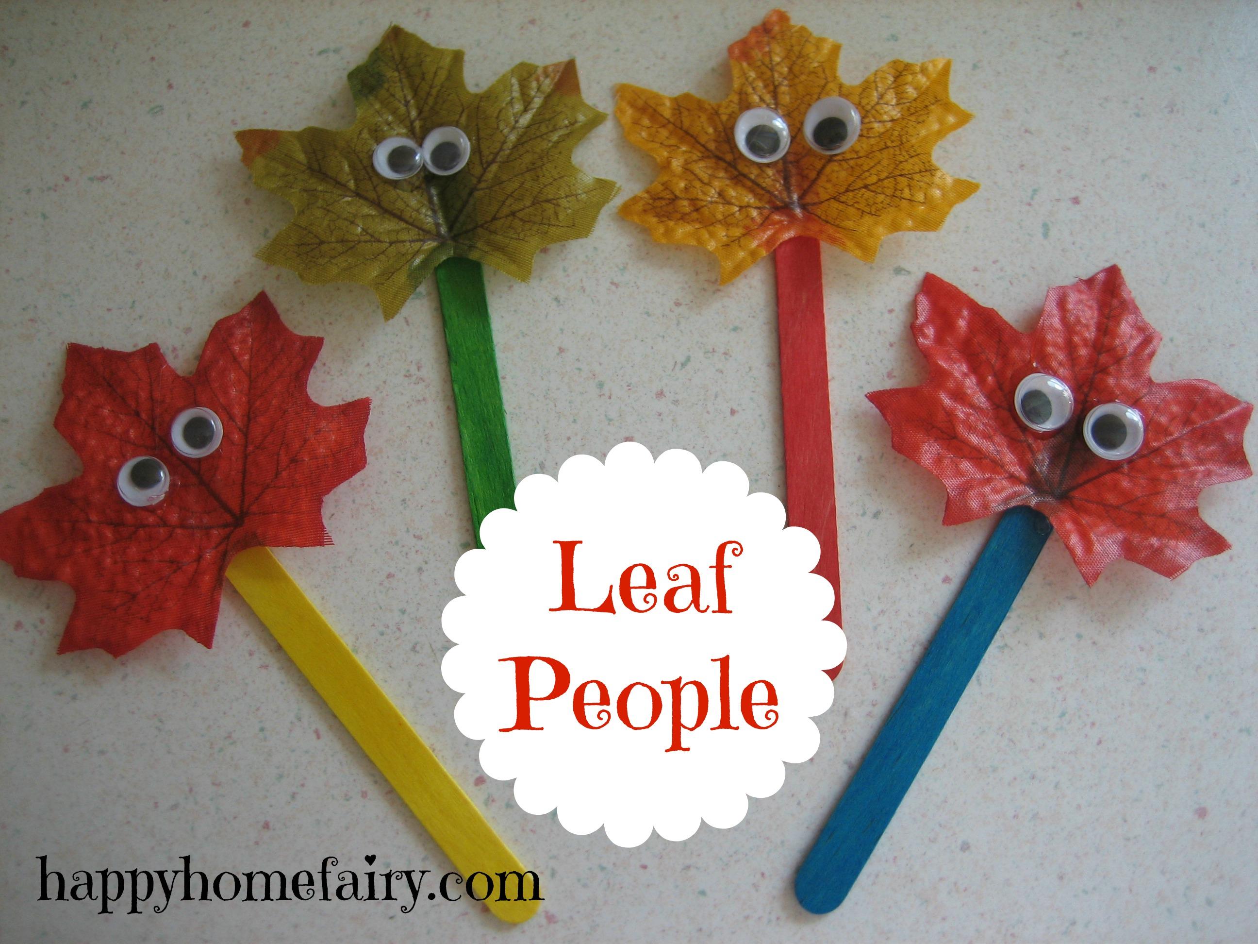 Leaf People