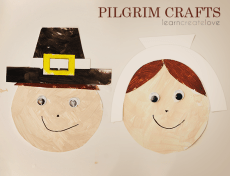 Pilgrim and Mayflower Crafts and Treats