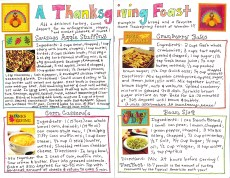 A Thanksgiving Feast of Recipes