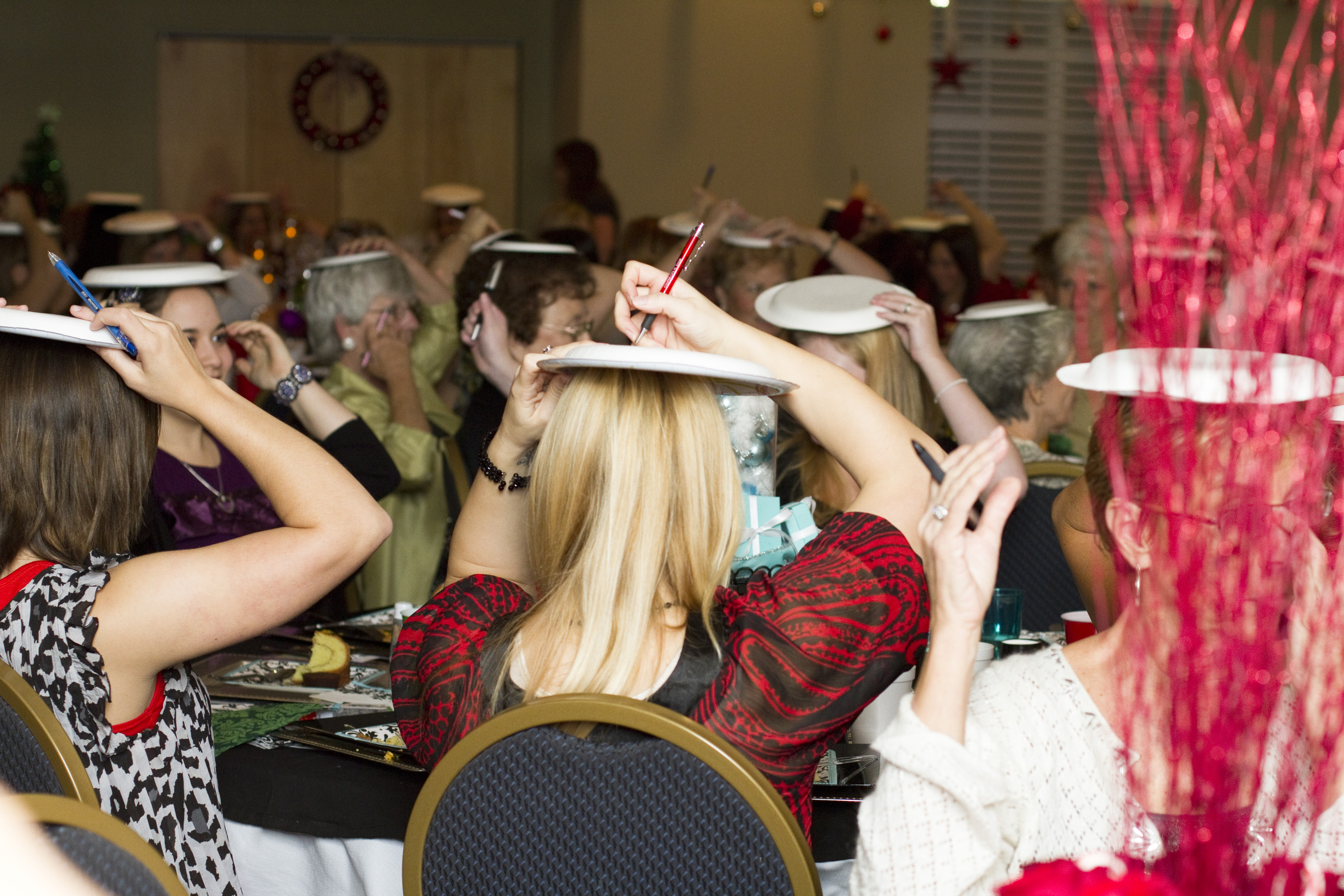 christmas party ideas for church groups