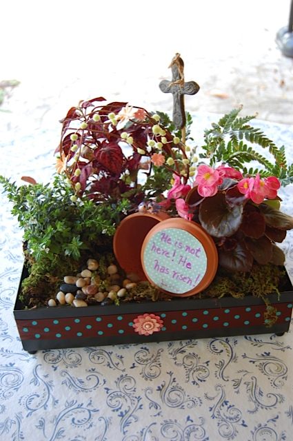 Beyond the Bunny- Christ-Centered Easter Tradition Ideas - Happy ...