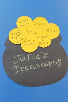 Treasure Pots – A Fun Family Craft