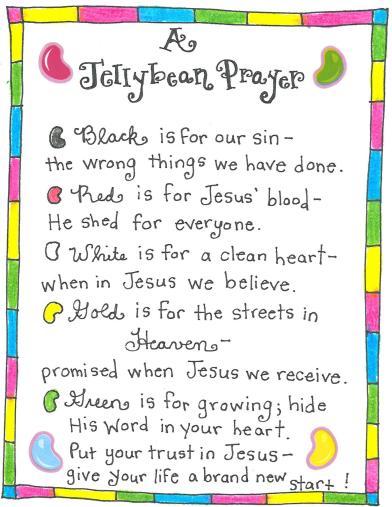jellybean prayer