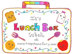 Making Lunch Boxes Fun – Stickers and Post-Its