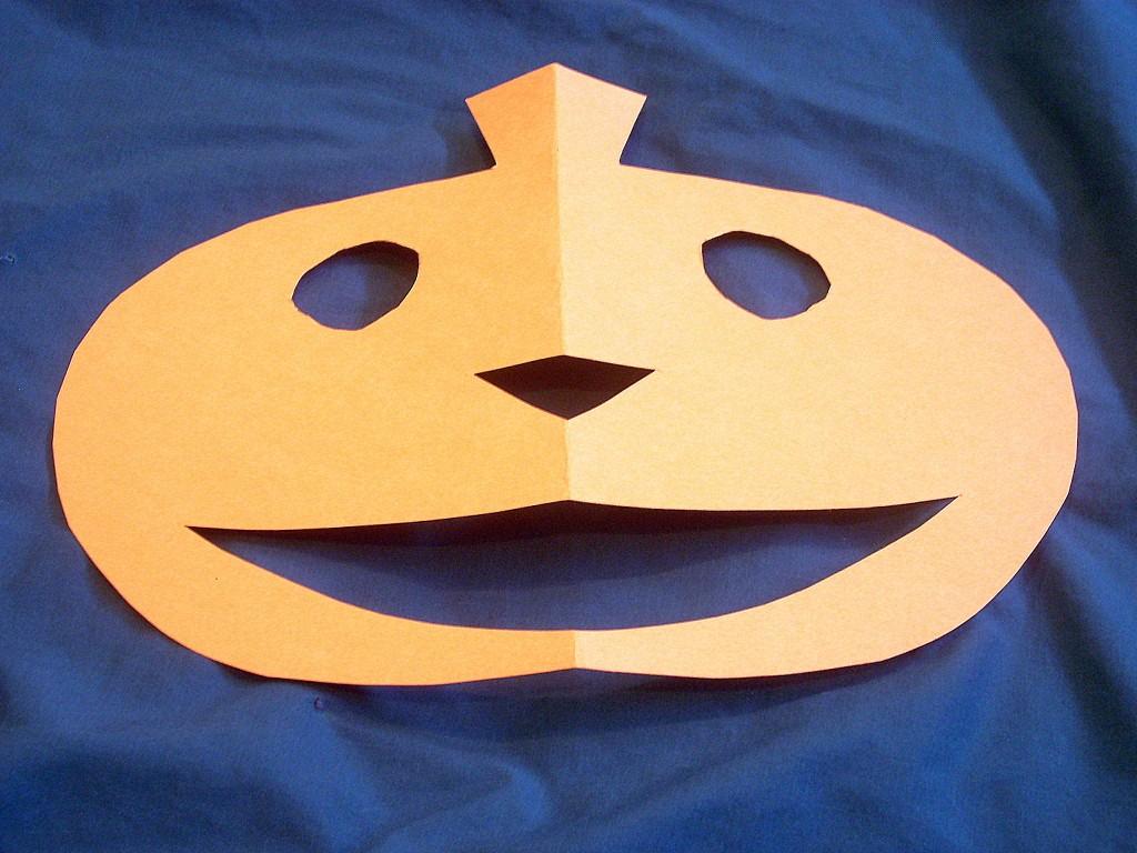 Pumpkin Face Fun