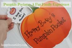 Pumpkin Pockets – FREE Printable!
