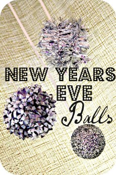 Have a Ball This New Year's Eve