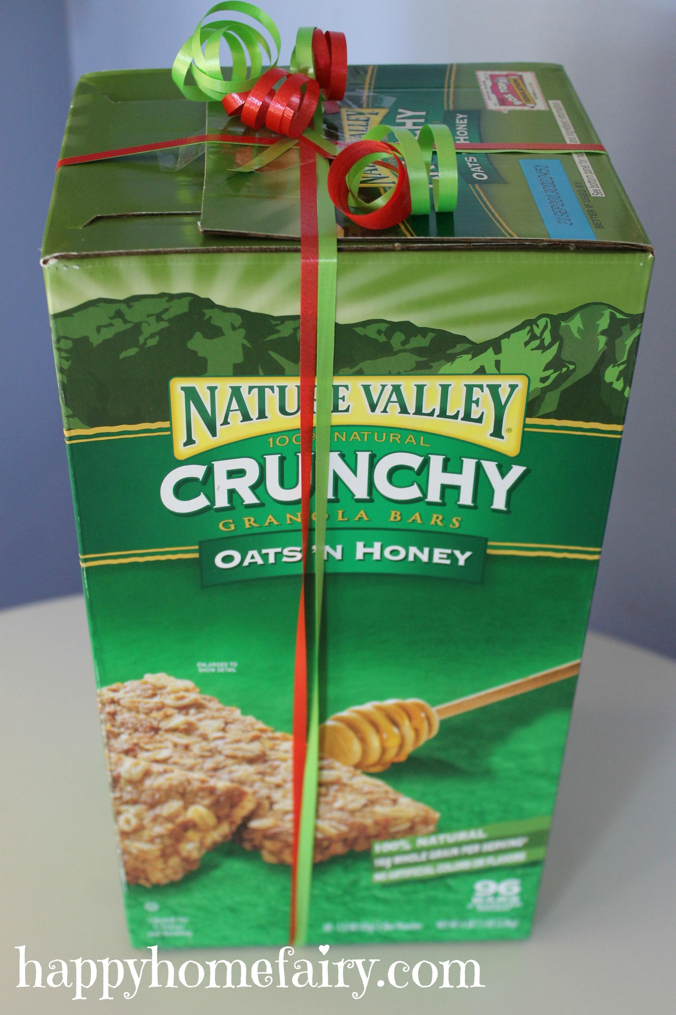granola bar RAK 2