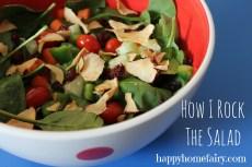 How I Rock The Salad