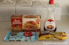 Easy Bunny Pancakes
