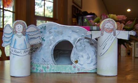 The Empty Tomb Happy Home Fairy