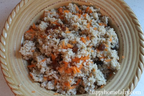 gluten free side dish - AWESOME
