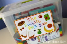 The Lunch Box FUN Box