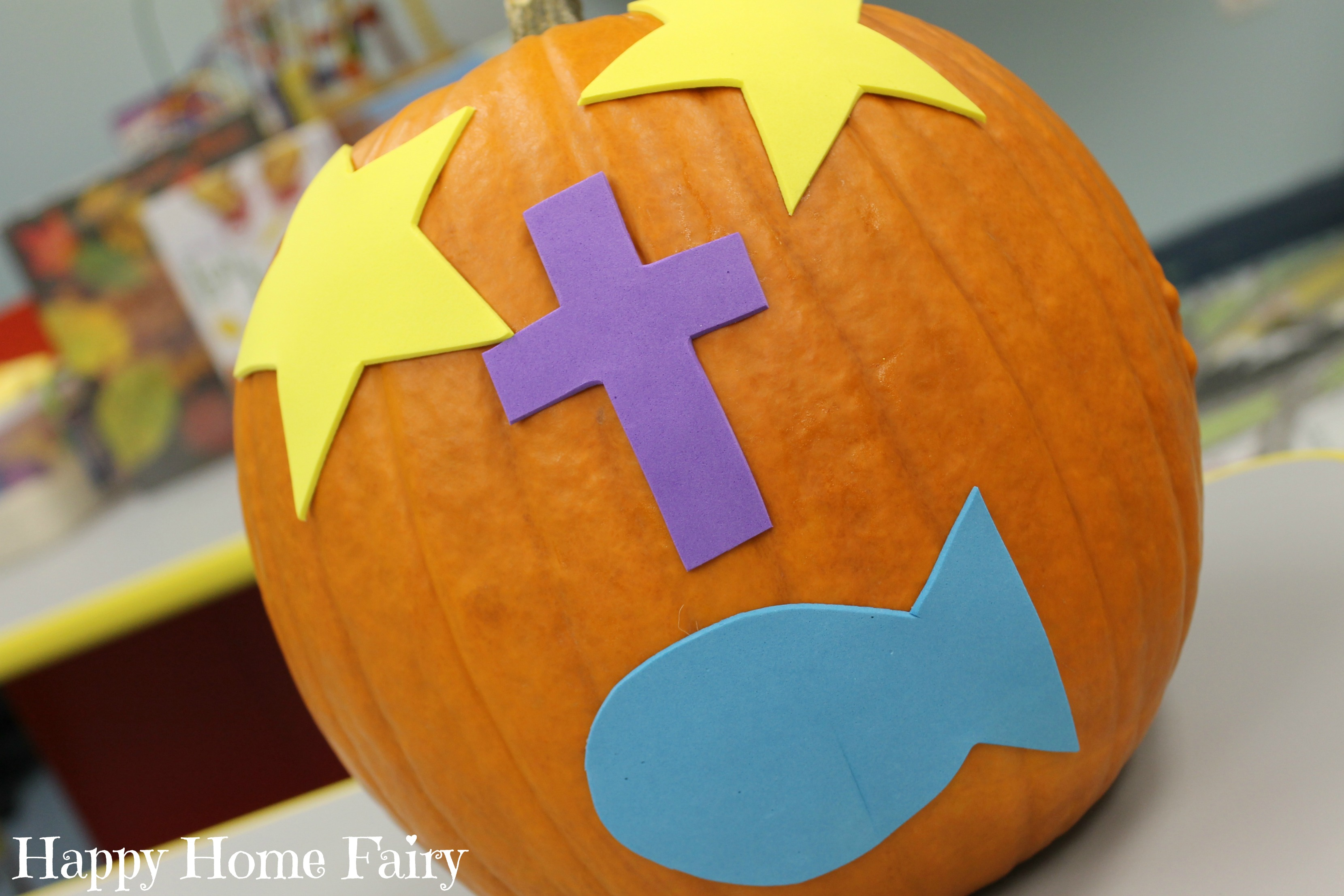 The Gospel Pumpkin 1