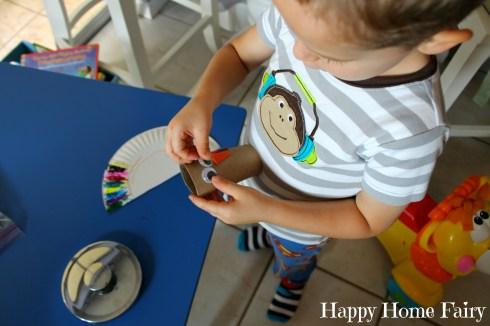 easy turkey craft 3