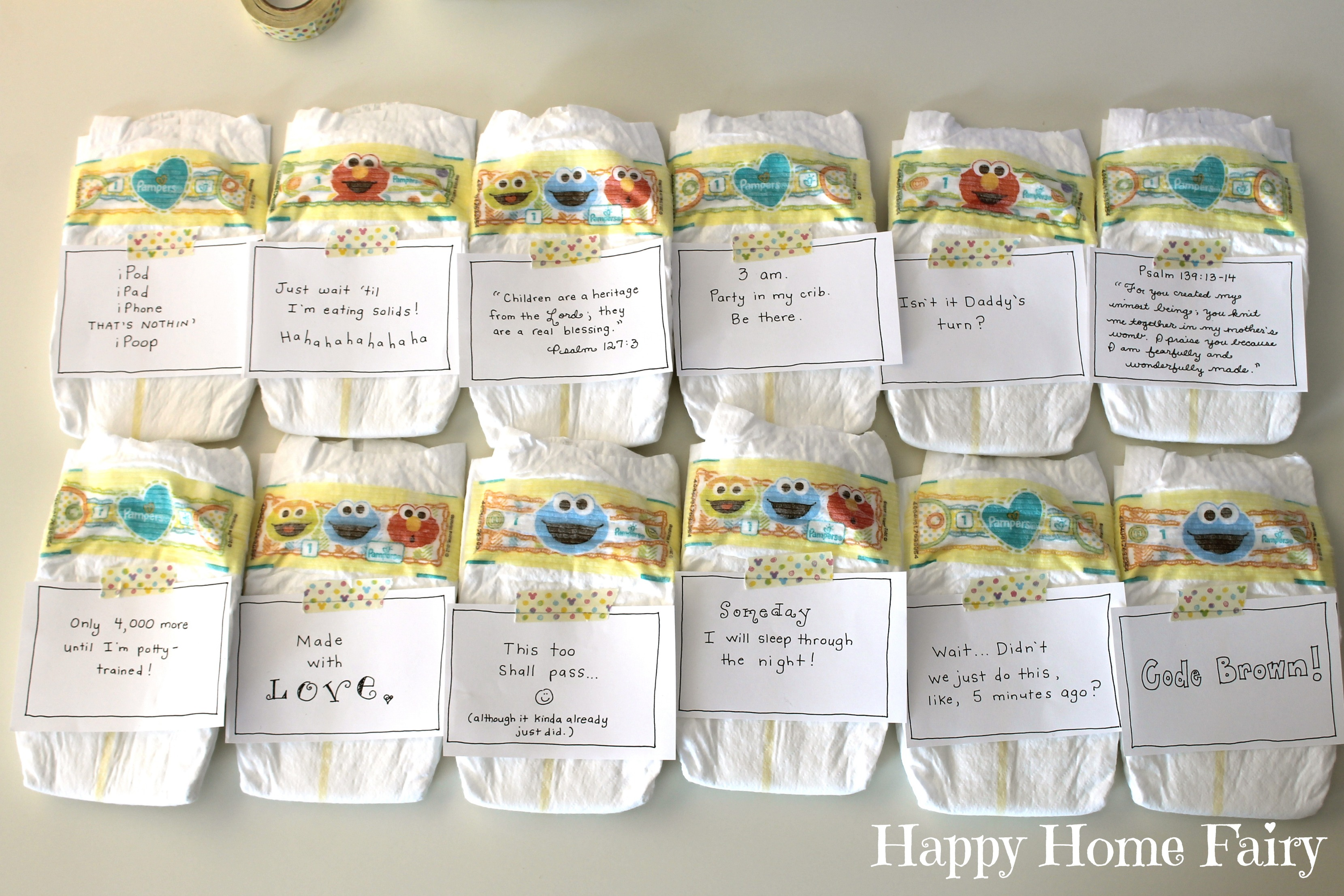 Midnight Messages For New Mommies Free Printable Happy Home Fairy