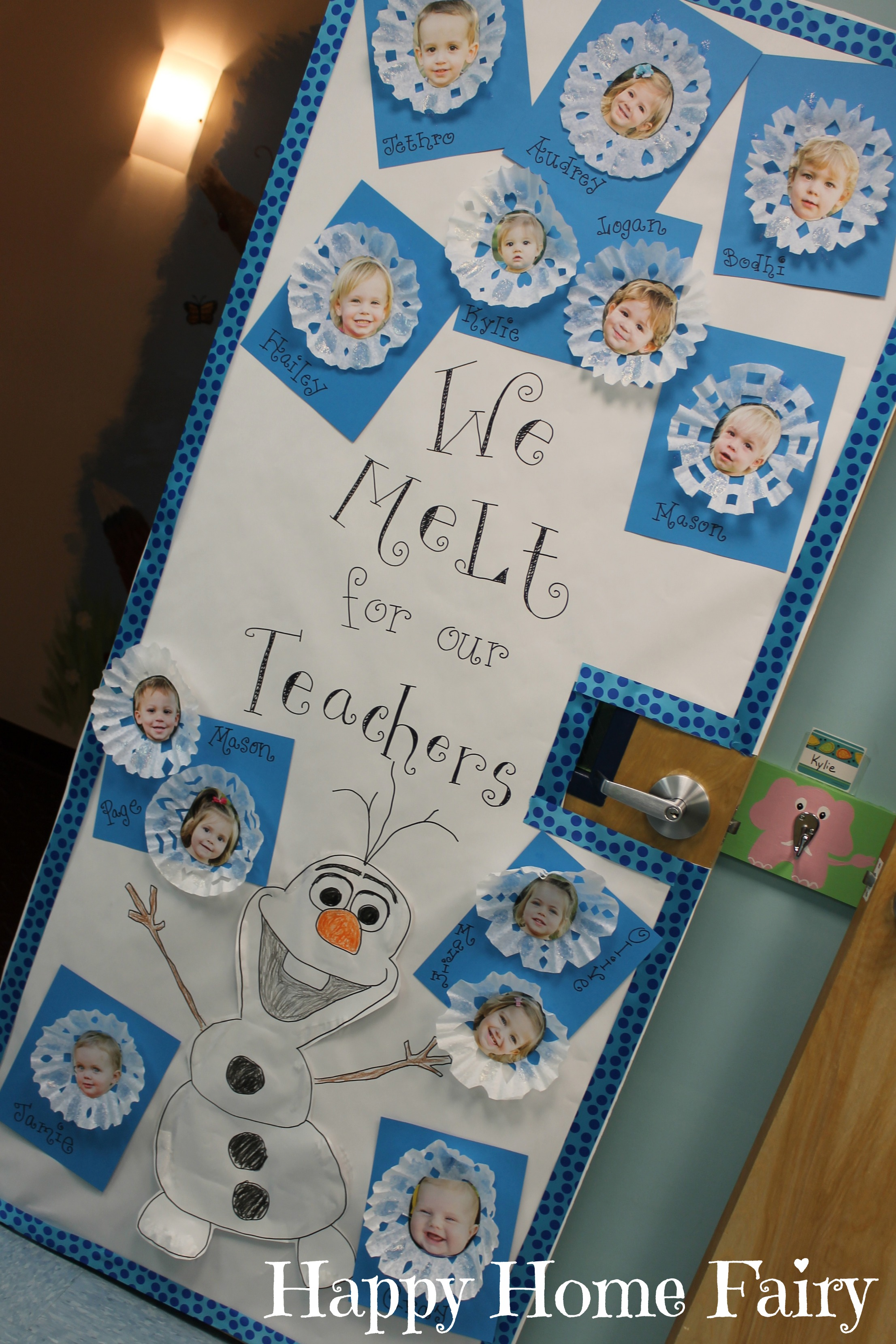 teacher door 5.jpg & Adorable Teacher Appreciation Door Idea - Happy Home Fairy
