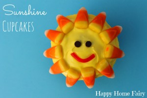 sunshine cupcakes - these are so cute and easy. Perfect for summer!.jpg