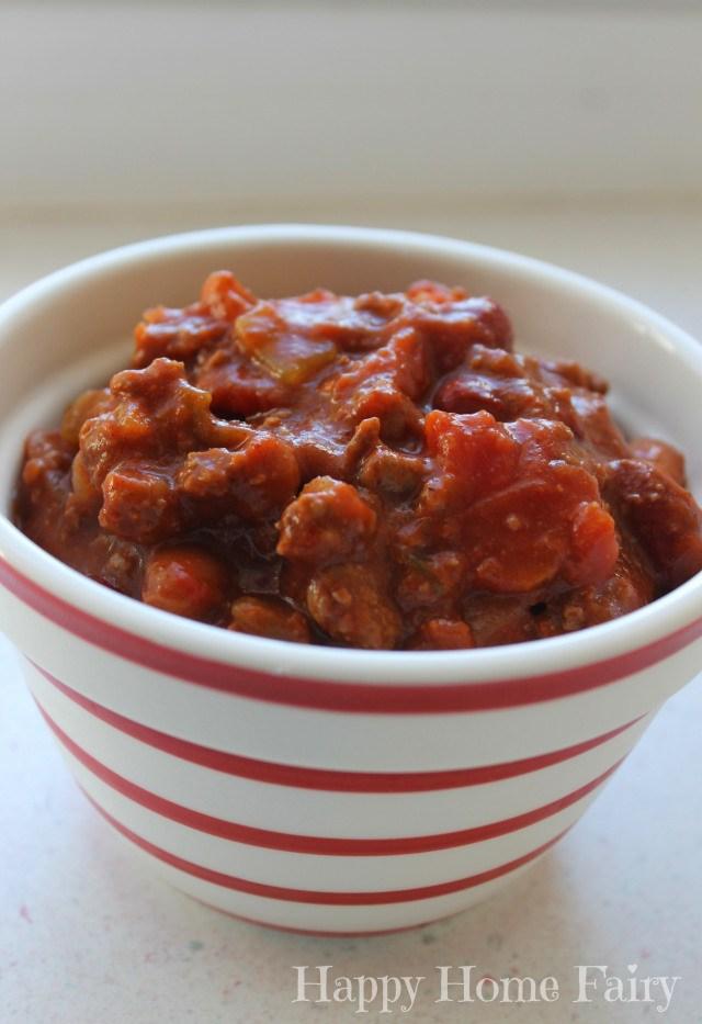 amazing chili