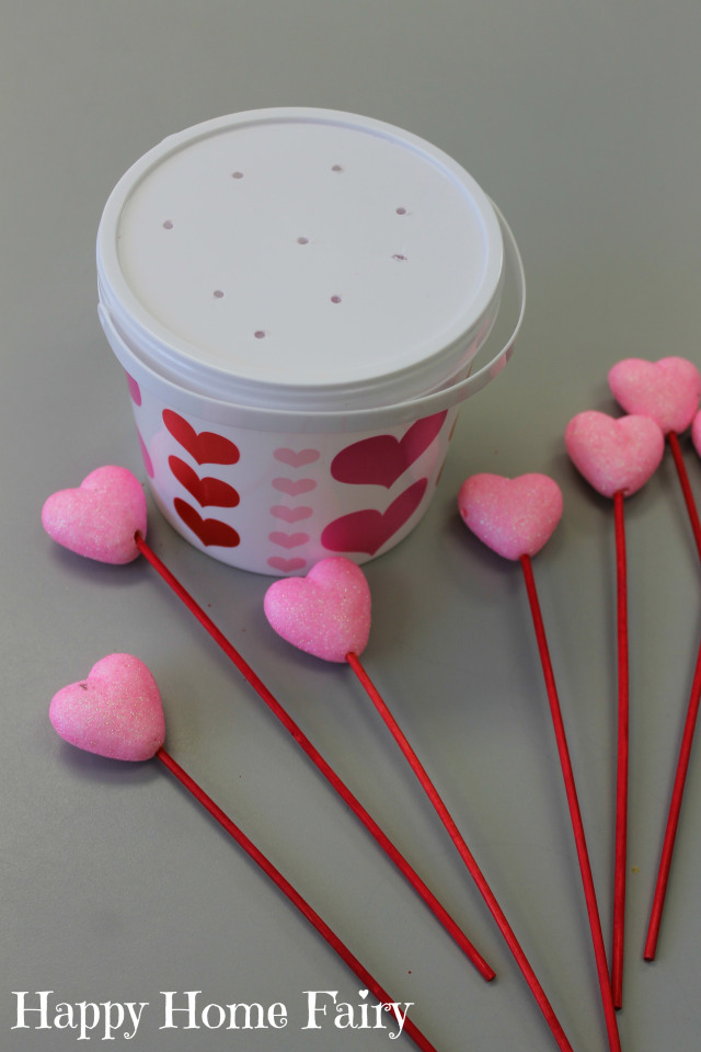 fine motor activity for valentine's day 1