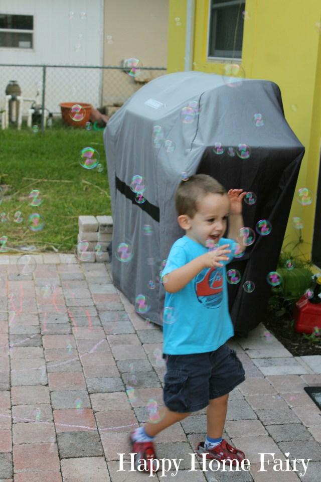 bubble machine 5