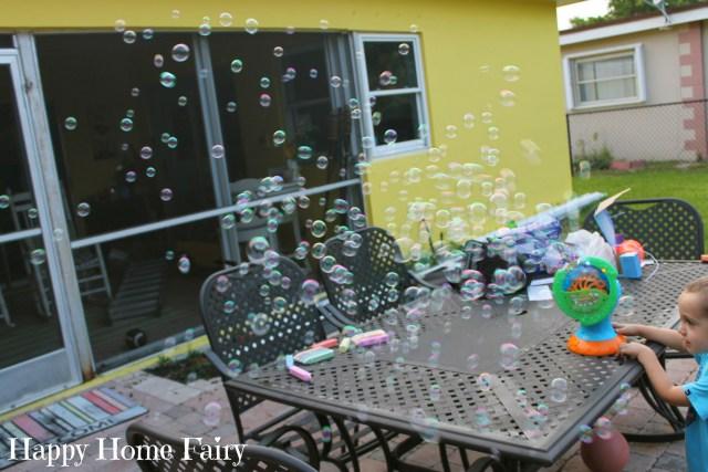 bubble machine 7