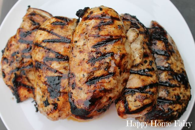 World's Best Grilled Chicken!