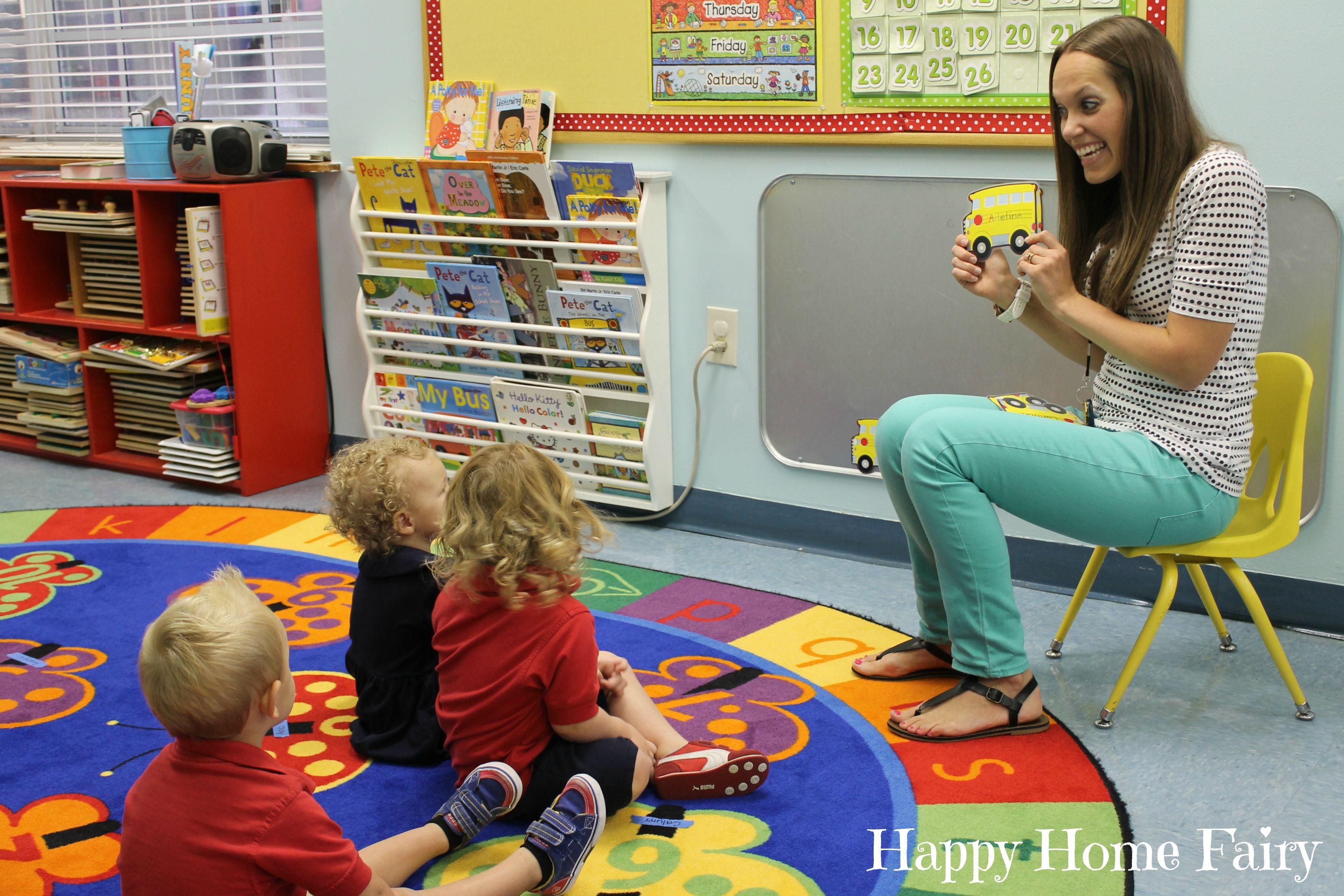 Preschool Morning Meeting Ideas Happy Home Fairy