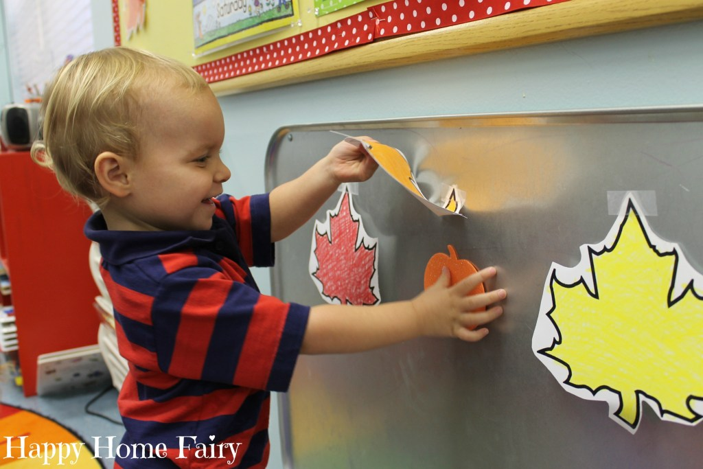 Where Is Pumpkin Preschool Game 3