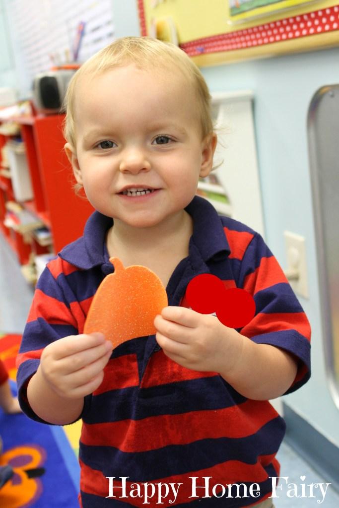Where Is Pumpkin Preschool Game 4