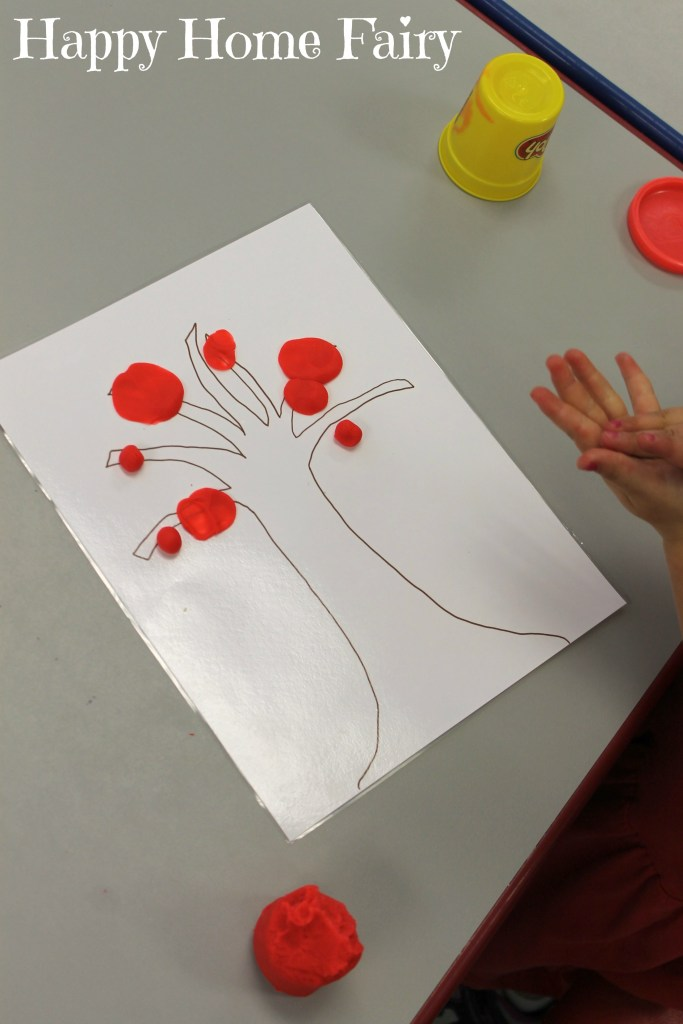 preschool apple theme ideas 2