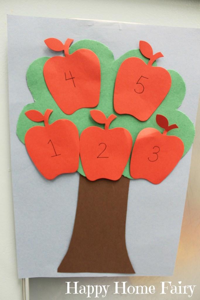 preschool apple theme ideas 4