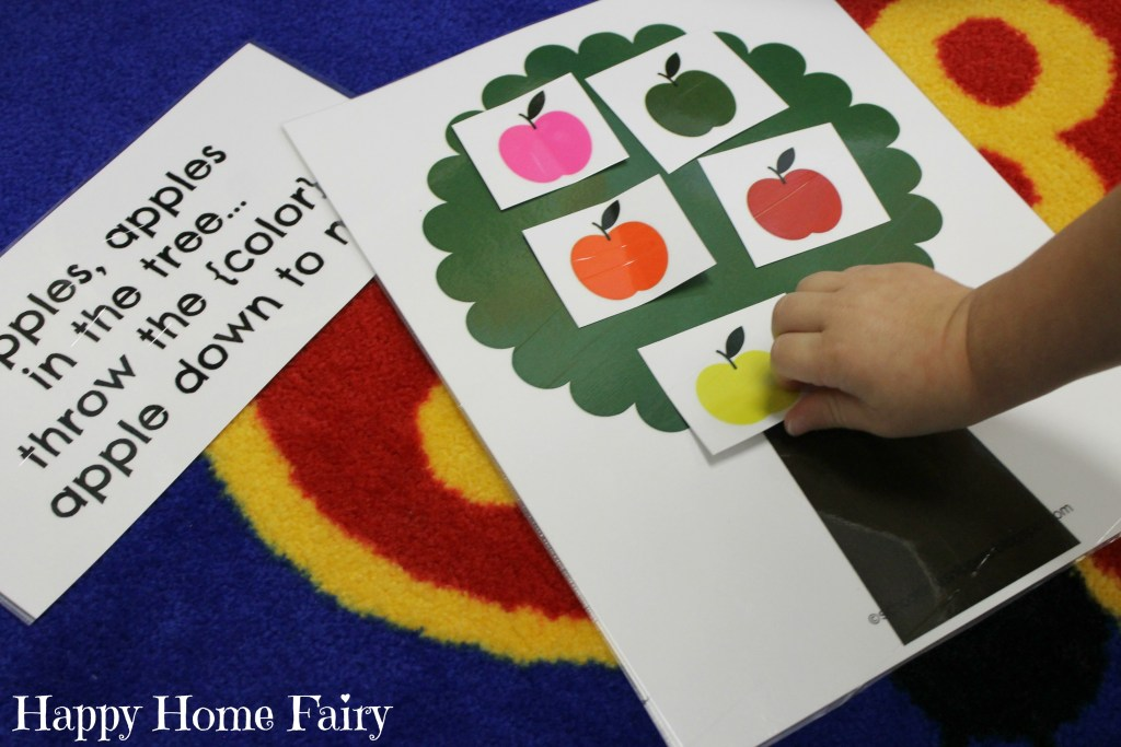 preschool apple theme ideas 7