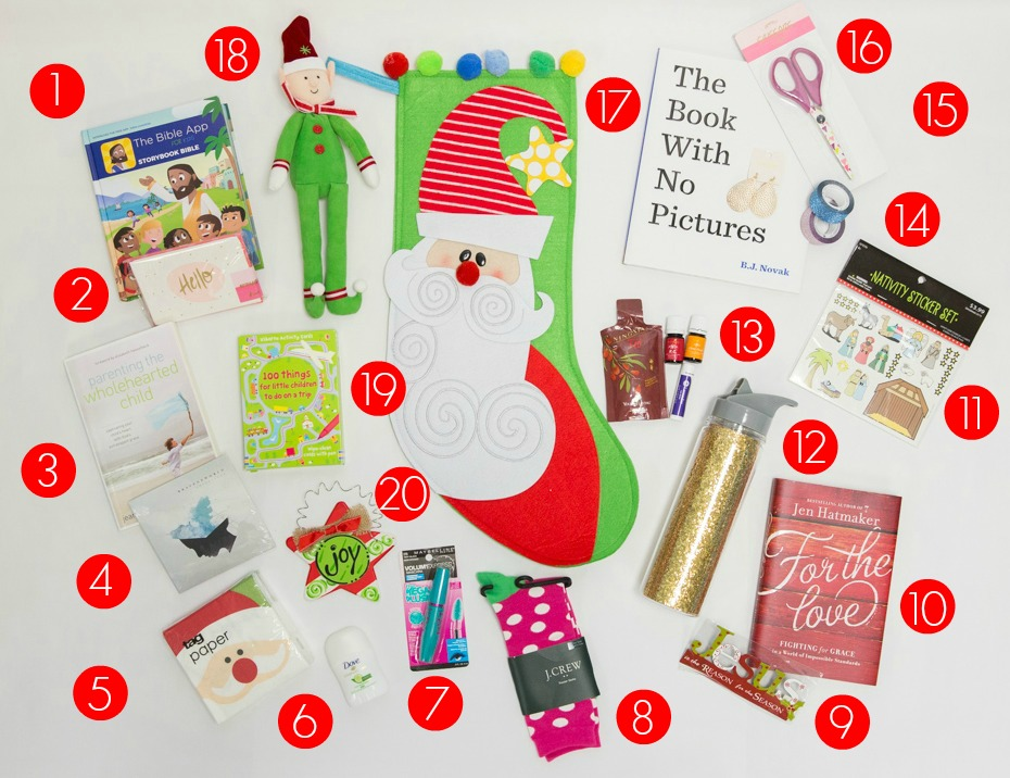 HHF GIVEAWAY ITEMS