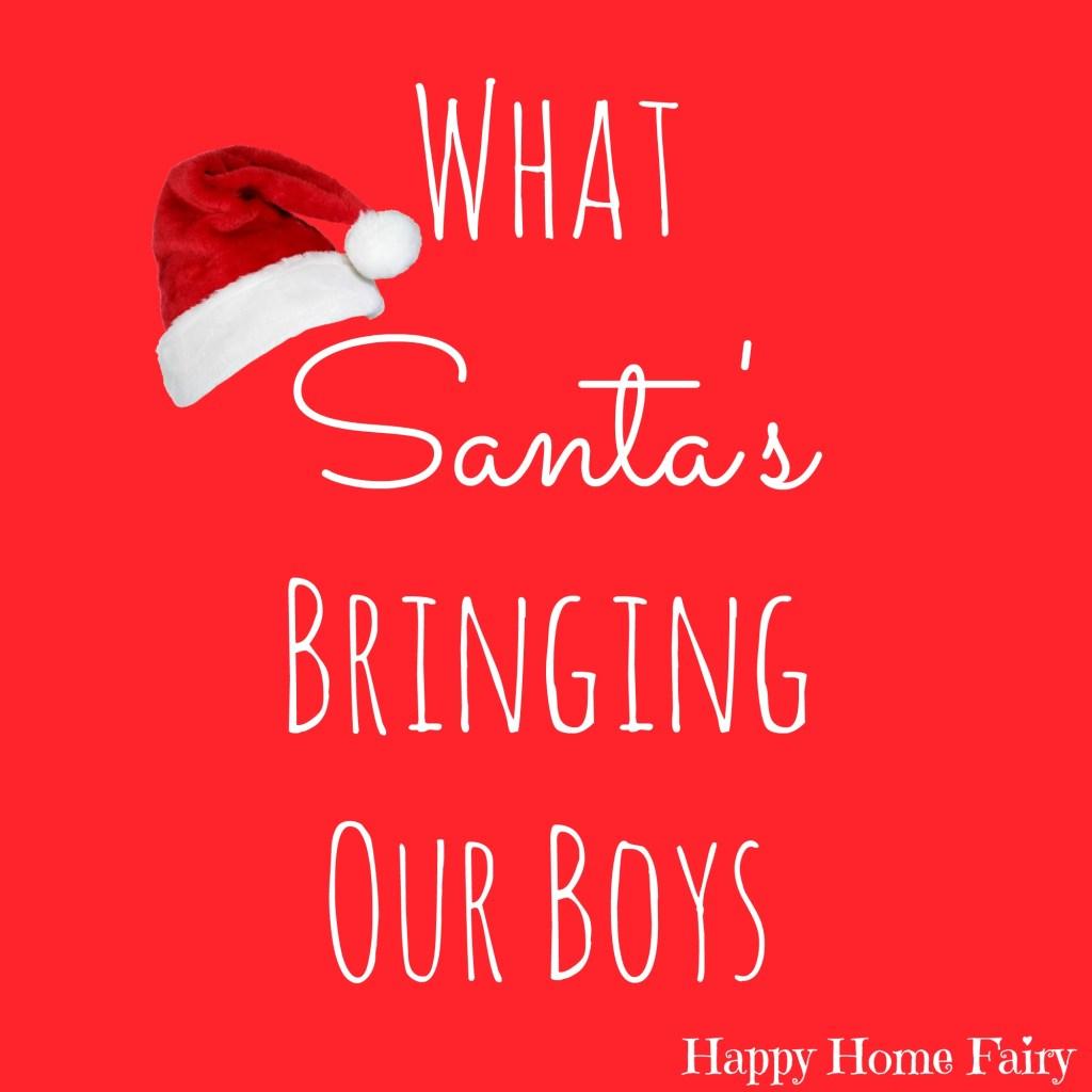 What Santa's Bringing Our Boys