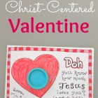 FREE Printable Christ-Centered Valentine from happyhomefairy.com - so cute!