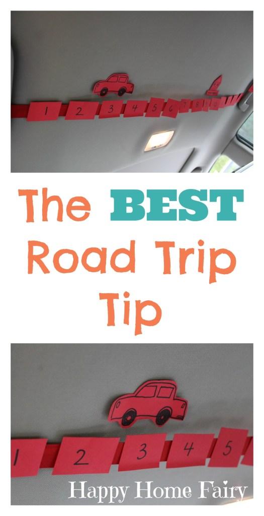 The Best Road Trip Tip