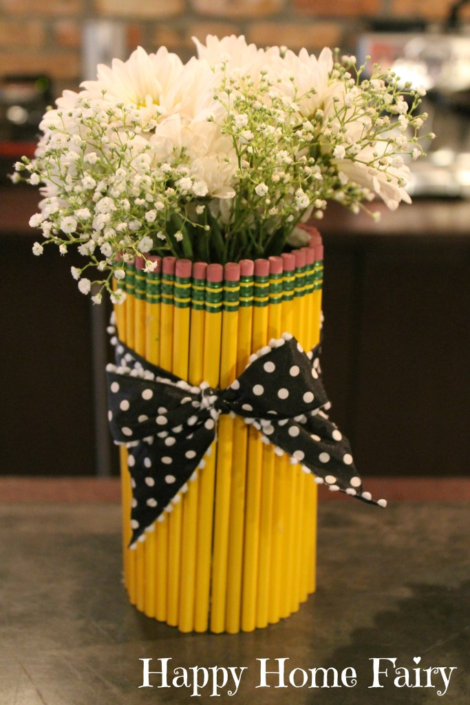 Cute Teacher Appreciation Centerpiece ideas
