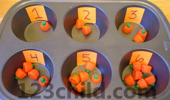 Easy Pumpkin Activities For Preschoolers