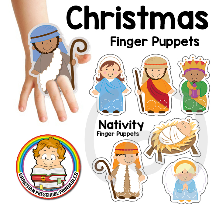 Nativity Crafts and Activities for Kids - Happy Home Fairy