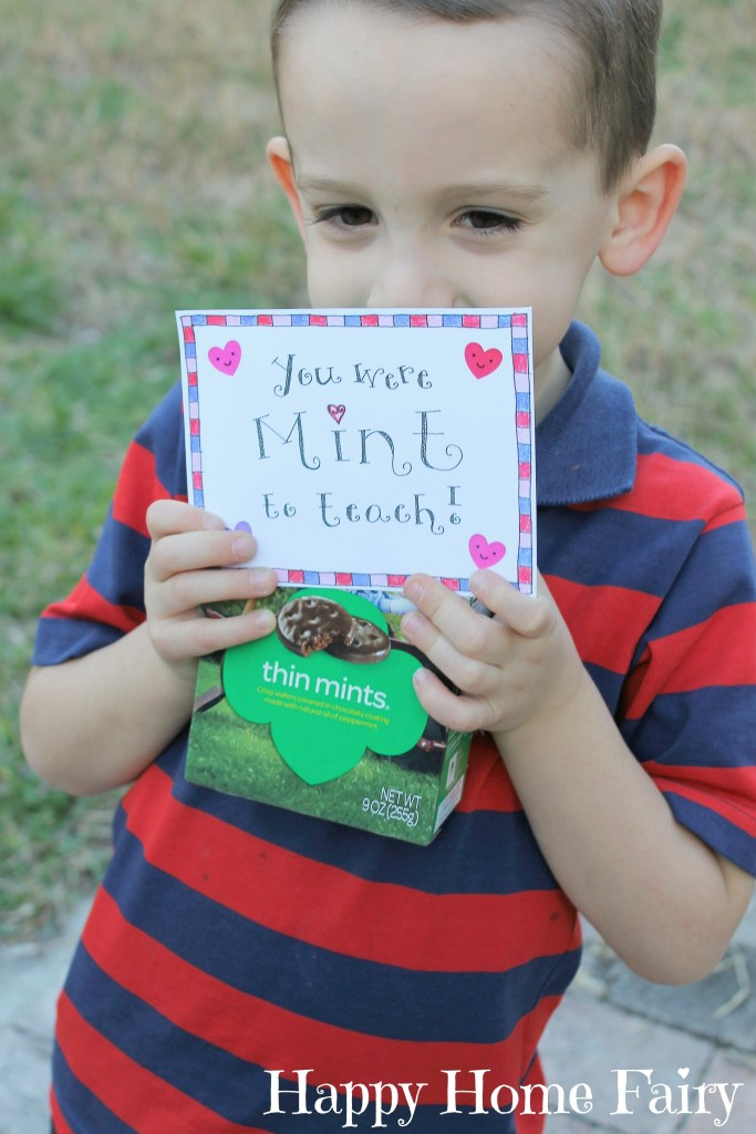 Easy Valentine S Day Gift For Teachers Free Printable Happy