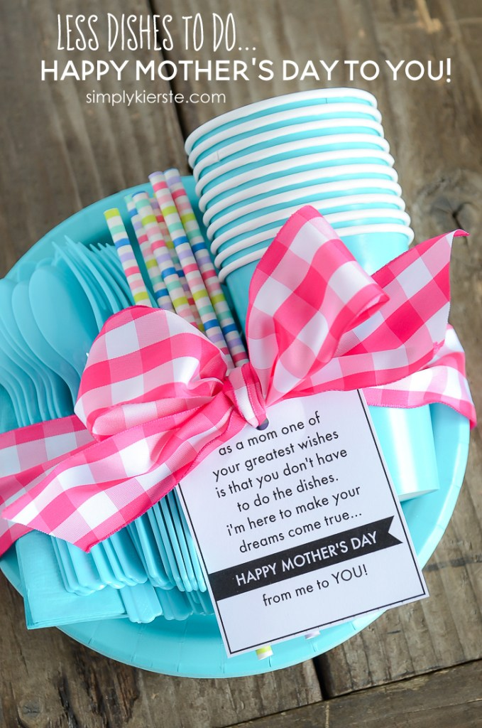 Quick and Easy Mother's Day Gift Ideas and Printables ...