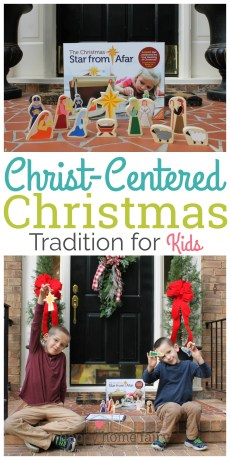 Amazing NEW Christ-Centered Christmas Tradition and GIVEAWAY!