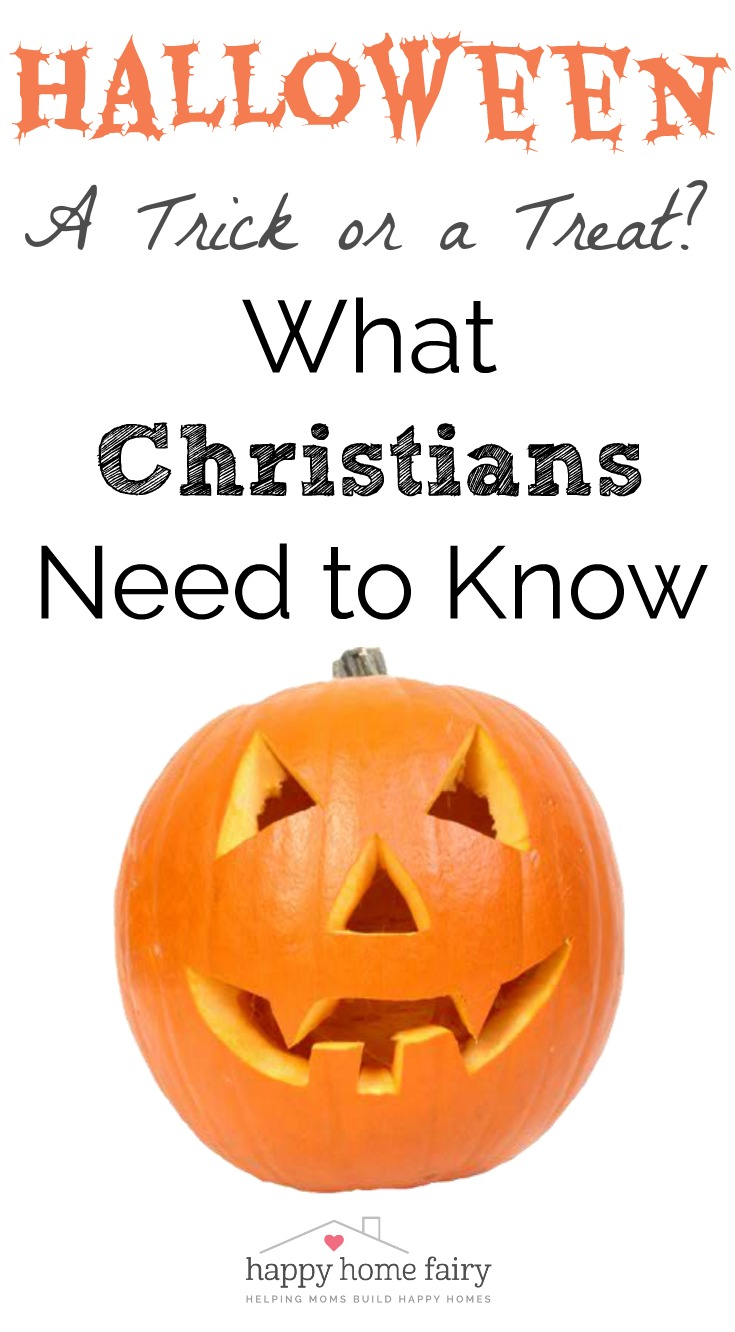 Halloween – A Trick or Treat? What Christians Need to Know